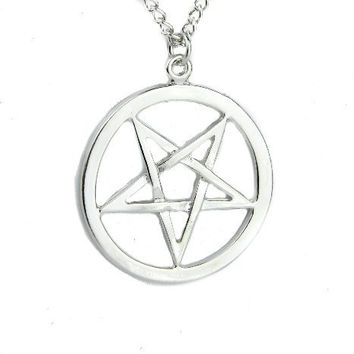 Best Pentagram Necklace Products on Wanelo