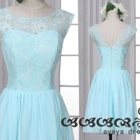 Best Tiffany Blue Lace Dress Products on Wanelo