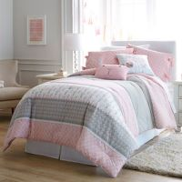 Frank and Lulu Heartwood Forest Comforter from JCPenney