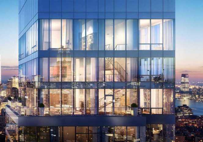 Streeteasy One Madison At 23 East 22nd Street In Flatiron S Als Floorplans