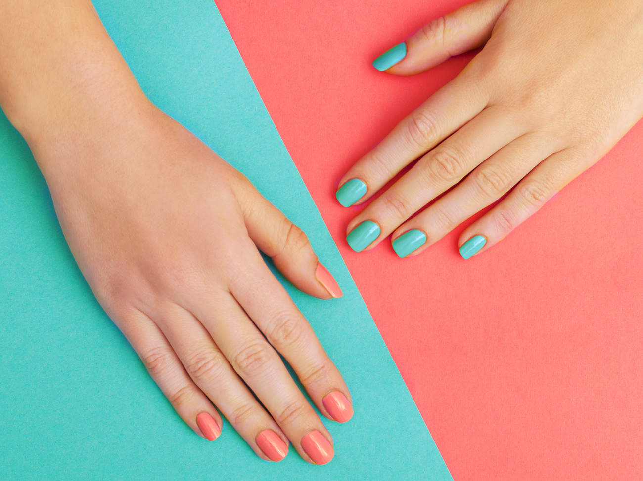 nail polish color combinations