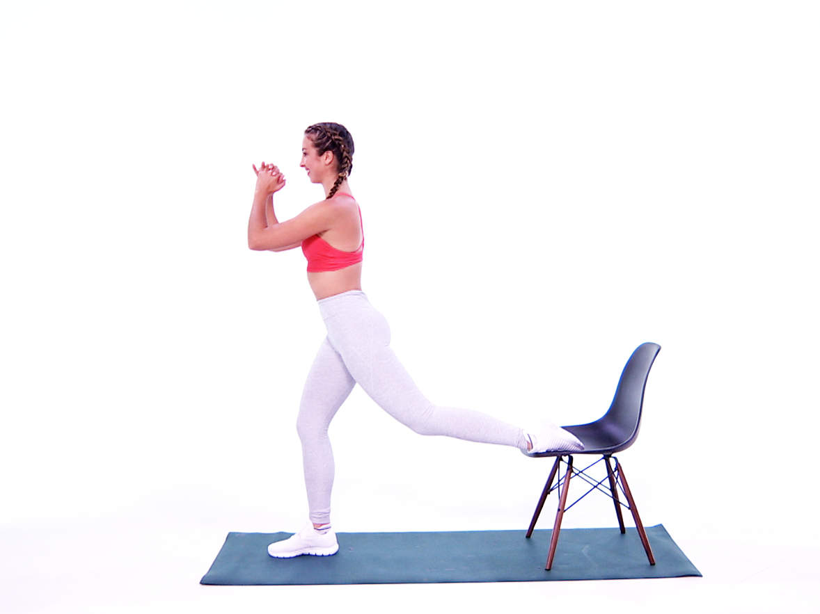 Chair Exercise 3 Lower Body Exercises You Can Do With A Chair Health