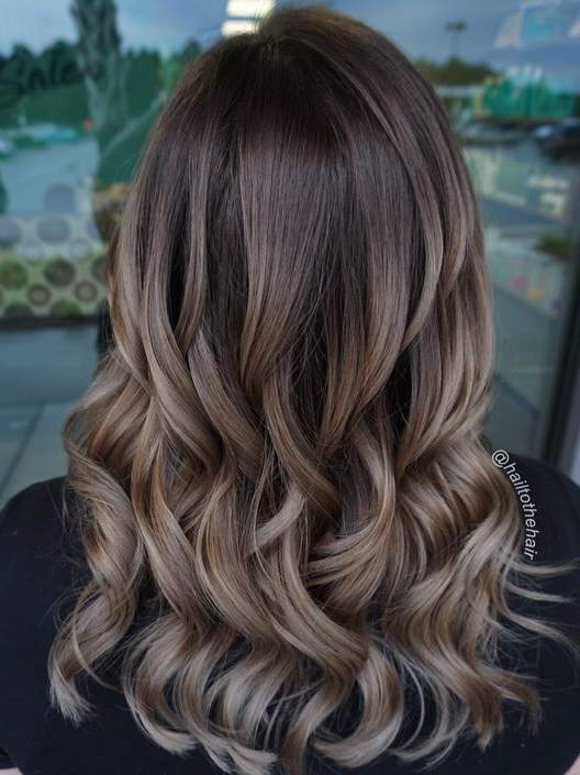 hair color ideas brunettes