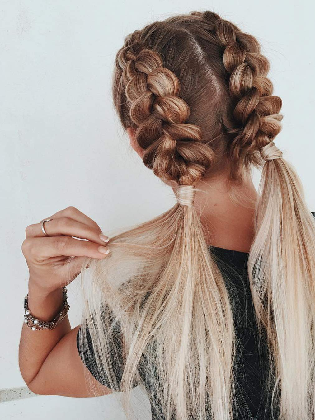 7 braided hairstyles people