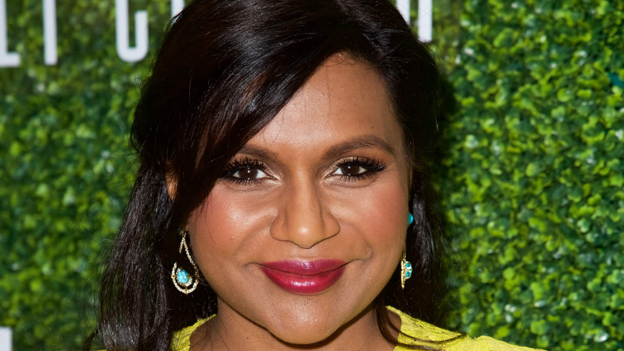 Mindy Kaling Just Posted the Most Relatable Breastfeeding
