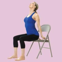 Best Office Chairs For Lower Back Pain Floortex Chair Mat The Yoga Moves To Combat - Health