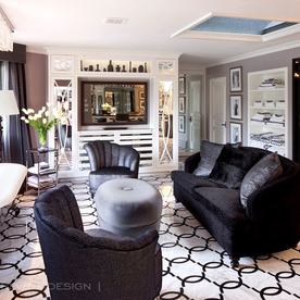 Tour Kris Jenner's California Mansion InStyle Com