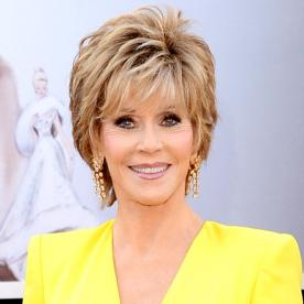 Jane Fonda's Changing Looks InStyle Com