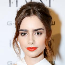 Lily Collins' Changing Looks InStyle Com