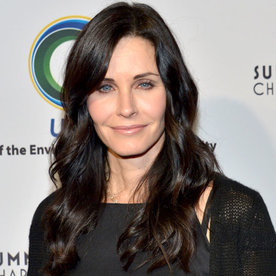 Courteney Cox's Changing Looks InStyle Com
