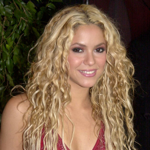 shakira's beauty evolution