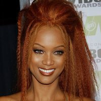 Tyra Banks' Changing Looks | InStyle.com