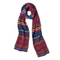 Holiday Gift Ideas: Colorful Scarves | InStyle.com