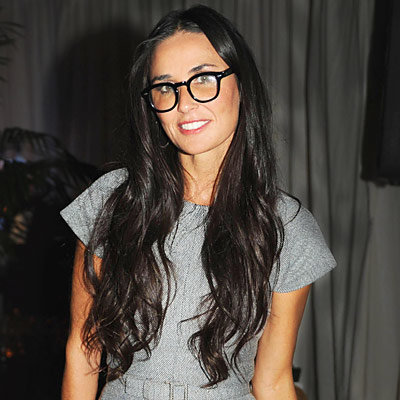 demi moore's changing