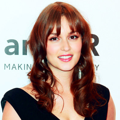 Leighton Meester39s Changing Looks InStylecom