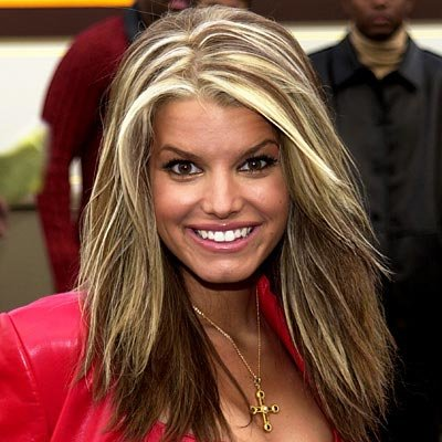 jessica simpson's changing