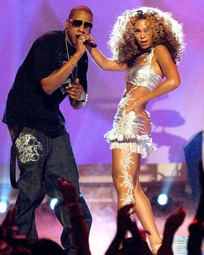 Theyre On The Run Beyonc And Jay Z Kick Off Joint Tour