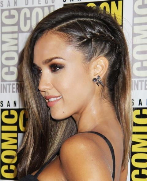 The Best Celebrity Braided Hairstyles