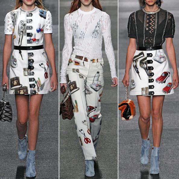 Louis Vuitton Spring/Summer 2015 Runway Collection