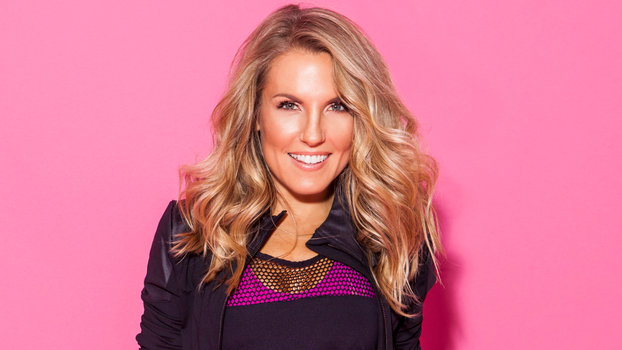 Celebrity Trainer Anna Kaiser Launches Fitness App How