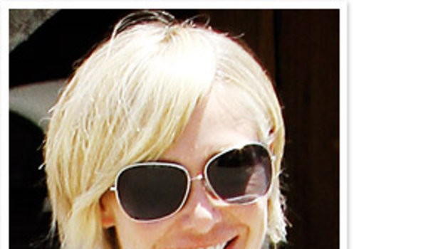 Short Hairstyle Alert: Portia De Rossi's New Crop