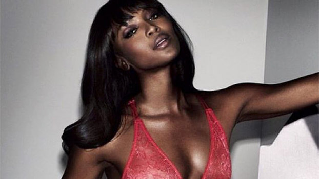 Naomi Campbell S New Yamamay Lingerie Collection Instyle