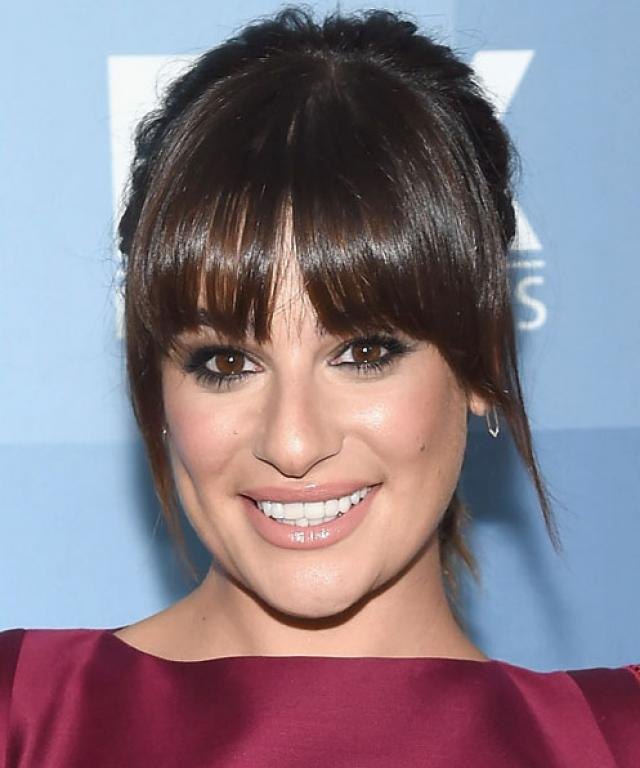 Haircuts and Hairstyles with Bangs  InStylecom