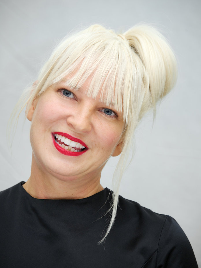 Sia Goes Bra Free On Instagram After Wrapping Up Her