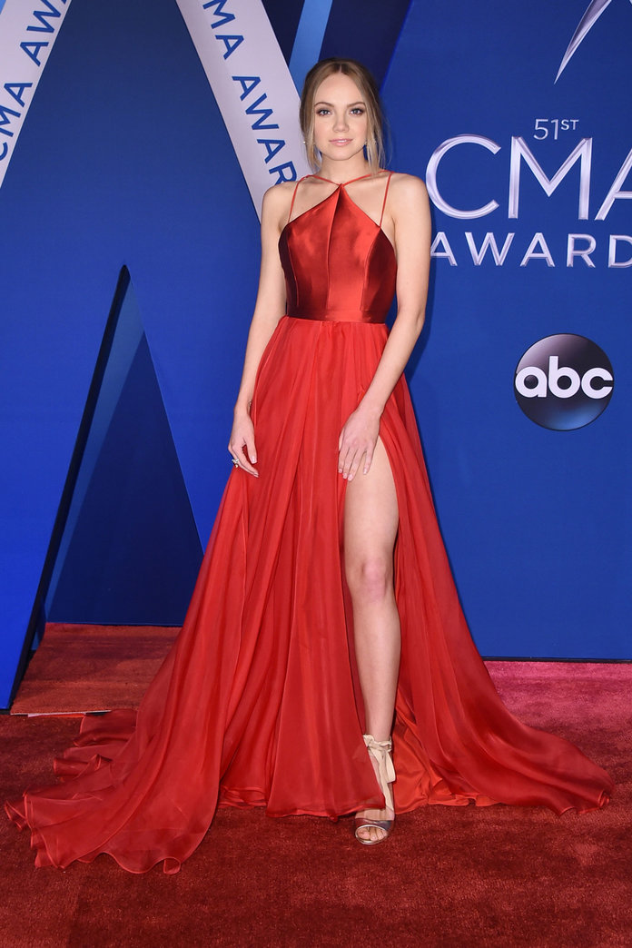The Best 2017 CMAs Red Carpet Looks  InStylecom