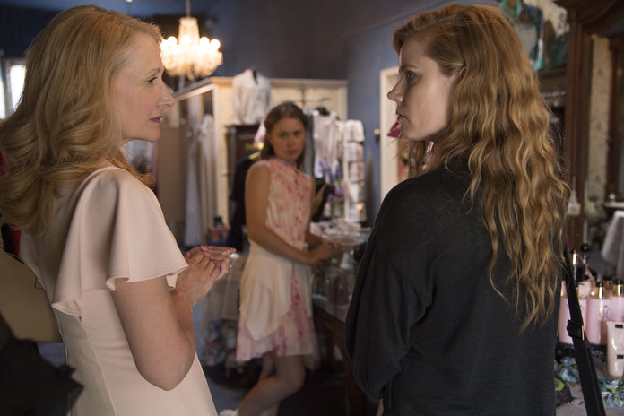 <p>Sharp Objects Embed</p>