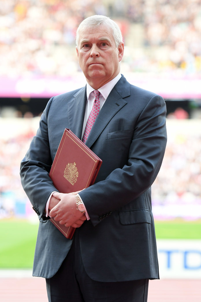 The Investigation Into Prince Andrew S Behavior Just Got