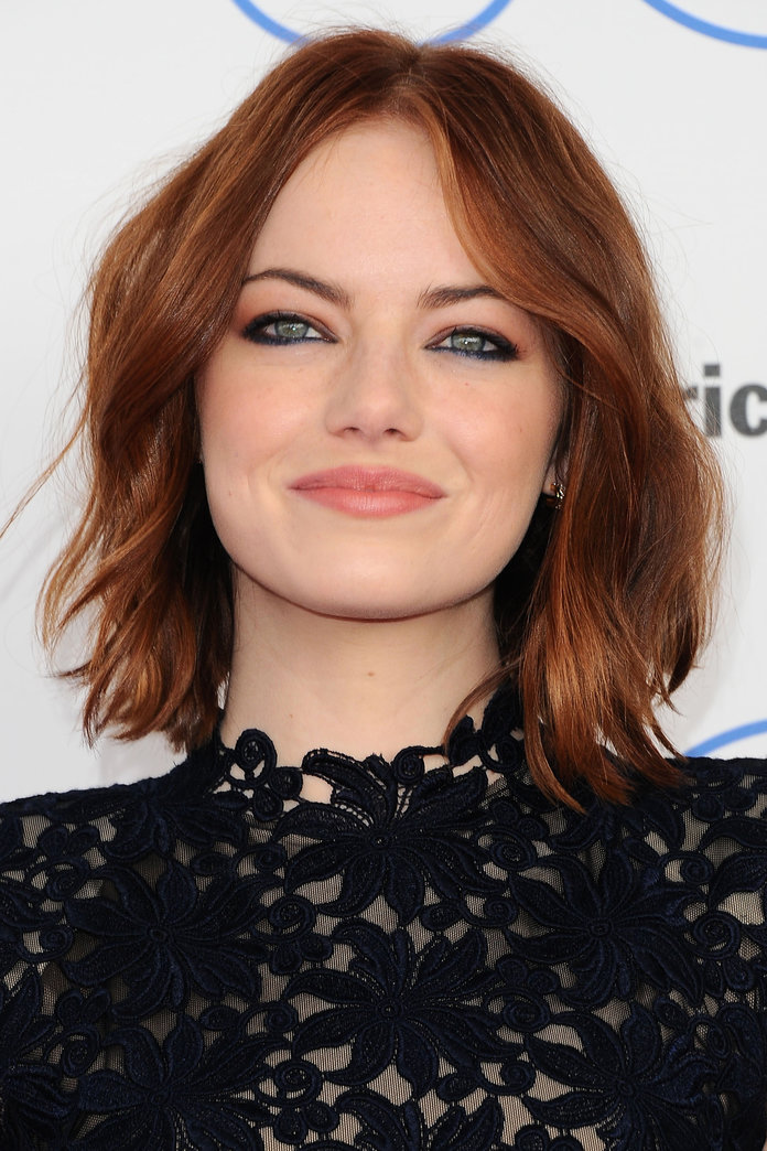 Get Emma Stones 899 Secret To A Flawless Complexion