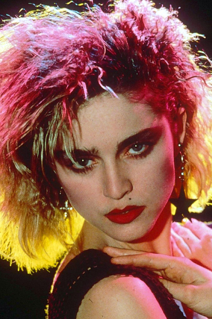 30 Crimped 80s Hairstyles Madonna Hairstyles Ideas Walk The Falls