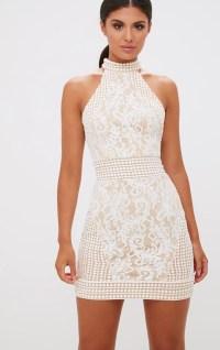 White Dress   Little White Dresses   PrettyLittleThing