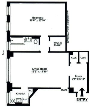 StreetEasy: 235 West End Avenue in Lincoln Square, 7A