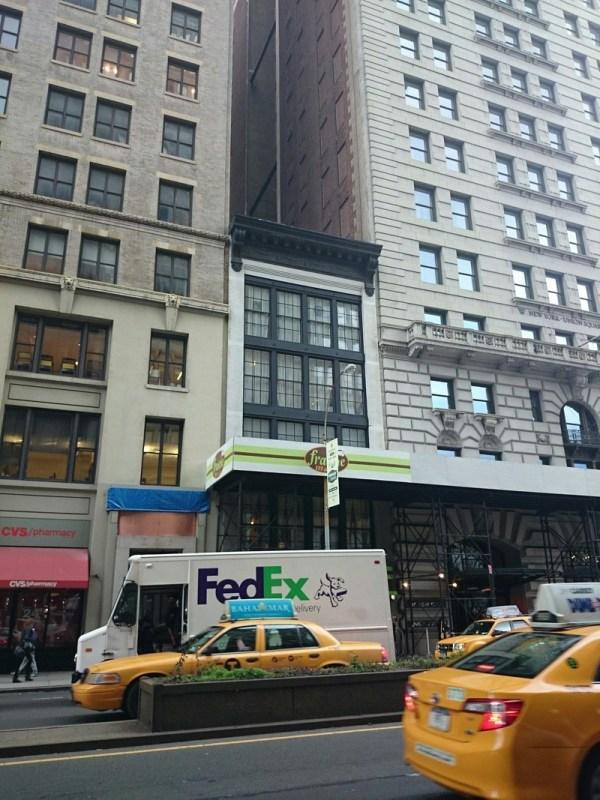 213 Park Avenue South New York NY