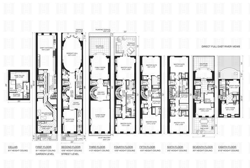 Historical mansion floor plans new orleans garden district