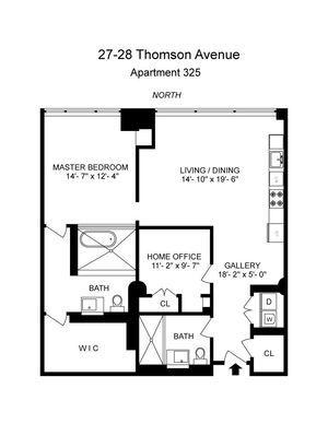 StreetEasy: Arris Lofts at 27-28 Thomson Avenue in Hunters