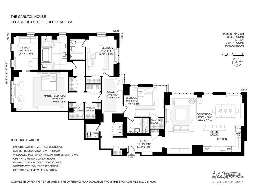 StreetEasy: Carlton House at 21 East 61st Street in Lenox