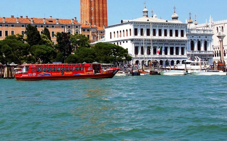 Venice Hop on Hop off Boat Tour Venice  Tickets  Tours
