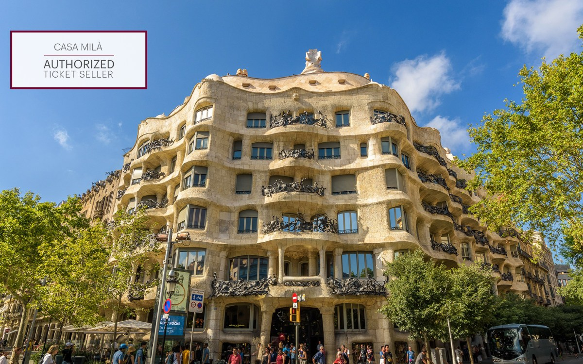Casa Mila La Pedrera Tickets  Deals on Headout