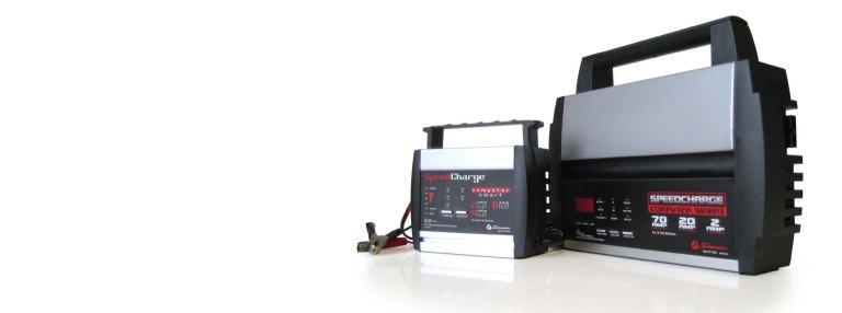Schumacher SpeedCharge battery.