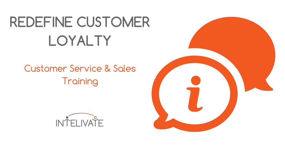 Customer Service Training  Build Spending Loyalty