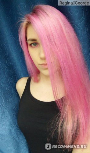 Тонирование волос после осветления фото