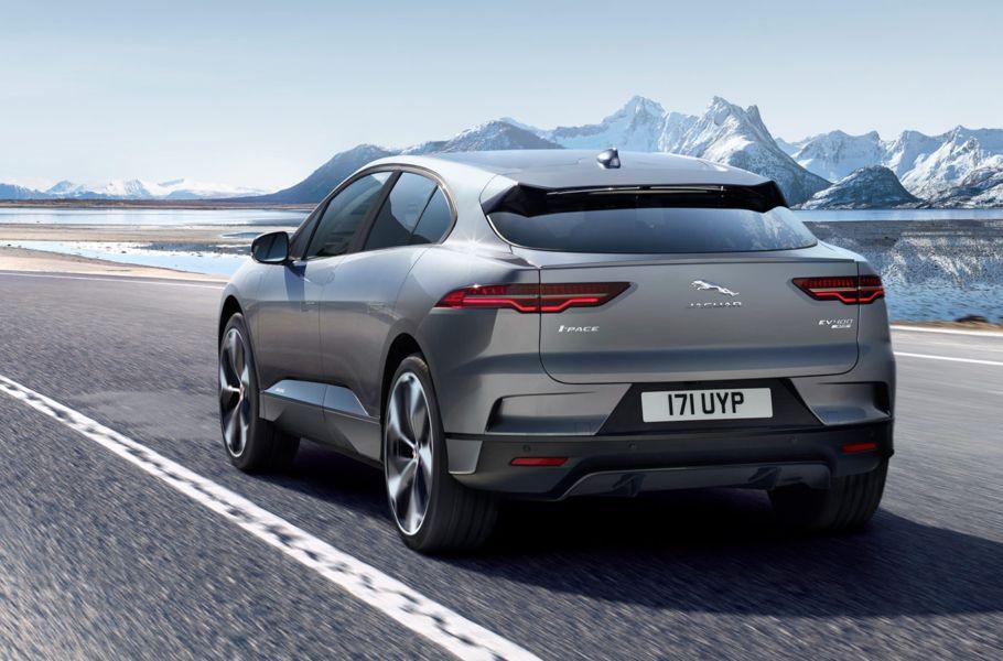 Jaguar I-PACE   Electric Car Engine & Performance   Jaguar   Jaguar Hong Kong