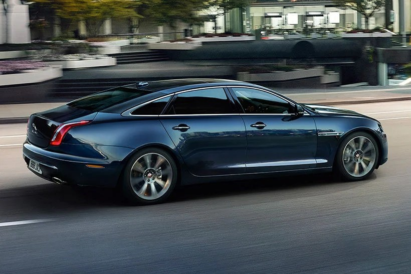 jaguar luxury sport cars