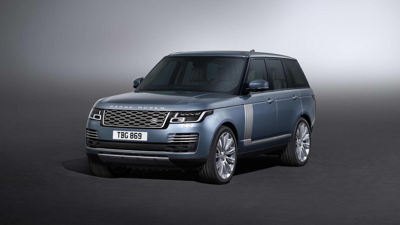 全新改款 RANGE ROVER 與 RANGE ROVER SPORT 預售啟動 | Land Rover 臺灣