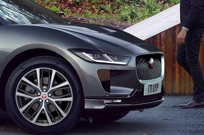 Jaguar I-PACE - Our First All-Electric Car   Jaguar Hong Kong