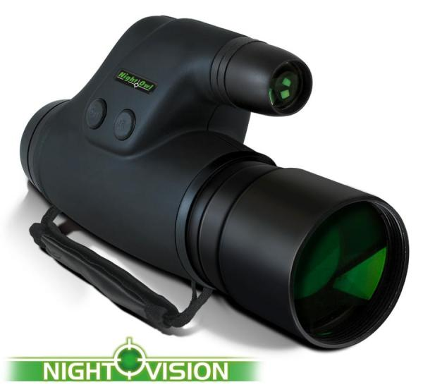 Kenco Outfitters Nite Owl Optics 5x Night Vision Monocular