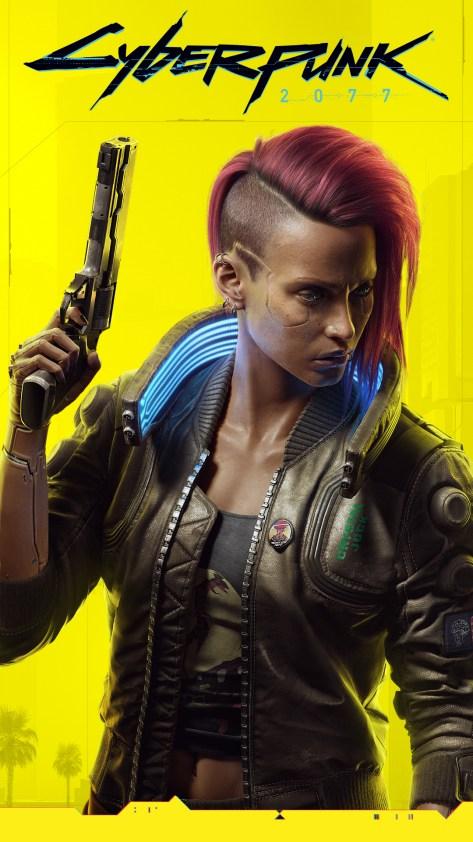 Cyberpunk 2077 en Gamescom 2020